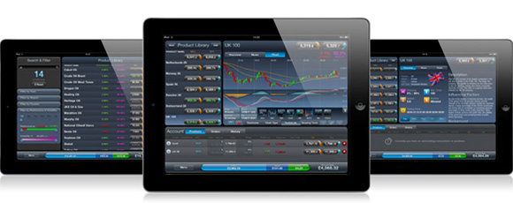 trading app ipad 0 Getting success in CFD trading